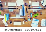 Contemporary Office Desk With...