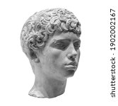 Ancient Roman Marble Portrait...