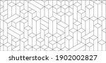 White Isometric Background Of...
