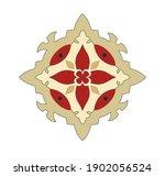 symbols of the catholic church  ... | Shutterstock .eps vector #1902056524