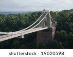 cable bridge | Shutterstock . vector #19020598