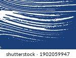 grunge texture. distress indigo ... | Shutterstock .eps vector #1902059947