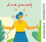 mental health illustration...   Shutterstock .eps vector #1902062731