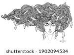isolated on white illustration... | Shutterstock .eps vector #1902094534