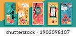 trendy editable template for... | Shutterstock .eps vector #1902098107
