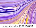 fluid art texture. backdrop... | Shutterstock . vector #1902180457