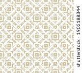 golden vector geometric... | Shutterstock .eps vector #1902188344