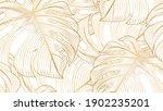 vintage luxury seamless floral...   Shutterstock .eps vector #1902235201