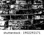 grunge textures set. distressed ... | Shutterstock .eps vector #1902292171