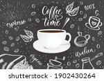 vector black background with... | Shutterstock .eps vector #1902430264