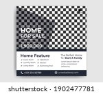modern real estate and...   Shutterstock .eps vector #1902477781