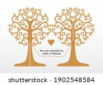 3d Tree Vector Template File...