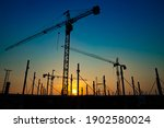 New Construction Site With...