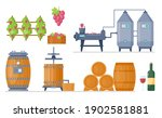 Wine Production Process In...
