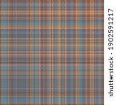 tartan plaid pattern seamless.... | Shutterstock .eps vector #1902591217