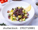 Warm Salad With Octopus ...
