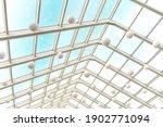 Modern Transparen Roof In...
