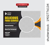 set of restaurant menu ... | Shutterstock .eps vector #1902776134