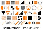 a set of bundles  items with... | Shutterstock .eps vector #1902840844
