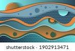 beautiful abstract wallpaper.... | Shutterstock .eps vector #1902913471