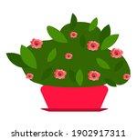 vector illustration flower ... | Shutterstock .eps vector #1902917311