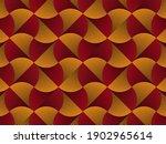 african wax print fabric ... | Shutterstock .eps vector #1902965614