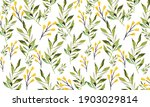 nature flowers and leaves... | Shutterstock .eps vector #1903029814