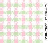 gingham pattern spring in... | Shutterstock .eps vector #1903062391