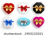 gift box set. collection of... | Shutterstock .eps vector #1903123321