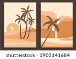abstract coloful landscape...   Shutterstock .eps vector #1903141684