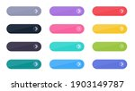 click button vector set simple... | Shutterstock .eps vector #1903149787
