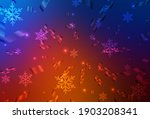 light blue  red vector... | Shutterstock .eps vector #1903208341