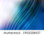 light blue vector abstract... | Shutterstock .eps vector #1903208437