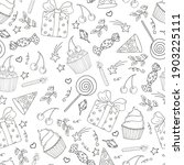 seamless coloring pages for...   Shutterstock .eps vector #1903225111