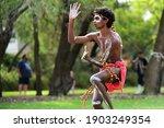 Perth   Jan 24 2021 Aboriginal...