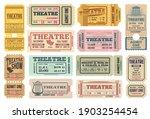 theatre show  actors... | Shutterstock .eps vector #1903254454