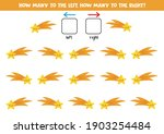 left or right with cute cartoon ... | Shutterstock .eps vector #1903254484