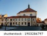 Baroque Monastery Of Discalced...