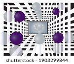 abstract background.... | Shutterstock .eps vector #1903299844