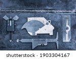 Welding Gauge Measurement Tool...
