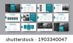 slide presentation with...