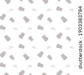 realistic 3d salt cellar... | Shutterstock .eps vector #1903383784