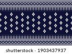 abstract ethnic geometric... | Shutterstock .eps vector #1903437937
