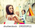 sale  shopping  tourism and... | Shutterstock . vector #190353911