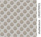 creative polka dot pattern in... | Shutterstock .eps vector #1903570921