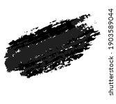 brush stroke in grunge style... | Shutterstock .eps vector #1903589044