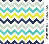seamless chevron pattern | Shutterstock .eps vector #190374221