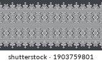 seamless vector tribal border... | Shutterstock .eps vector #1903759801