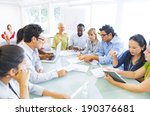 brainstorming | Shutterstock . vector #190376681
