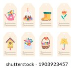 vector templates of colorful... | Shutterstock .eps vector #1903923457